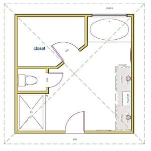 master bath plan view-m