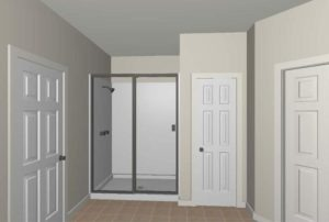 shower, toilet, entry door view (2)-m
