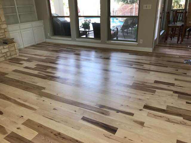 Gorgeous Custom Hardwood Flooring