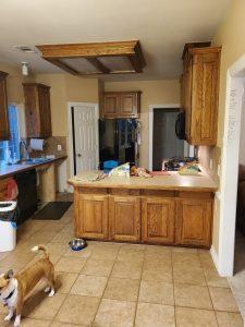 Laurel L Kitchen Before - 1