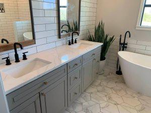 Emily H Bathroom After - 3