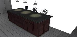 David M Kitchen Render - 3