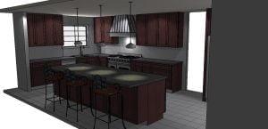 David M Kitchen Render - 5