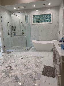 Dr. P. Bathroom After - 4