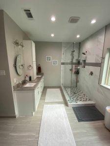 Ken R Bathroom After - 1