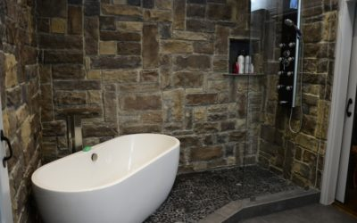 Sharon H – Bathroom Remodel