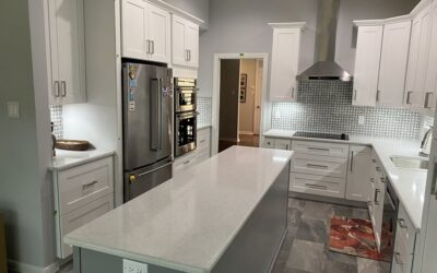 Caroline S – Kitchen Remodel