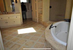 Steven H Bathroom Before - 1