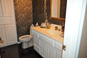 Eddie E Bathroom 1 Before - 1