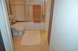 Eddie E Bathroom 2 Before - 1
