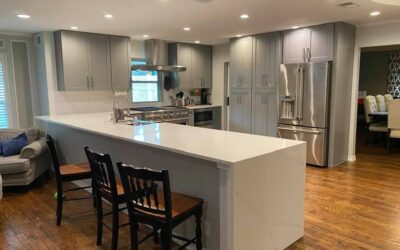 Janet M – Kitchen and Laundry Room Remodel